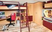 Studentský pokoj, 004